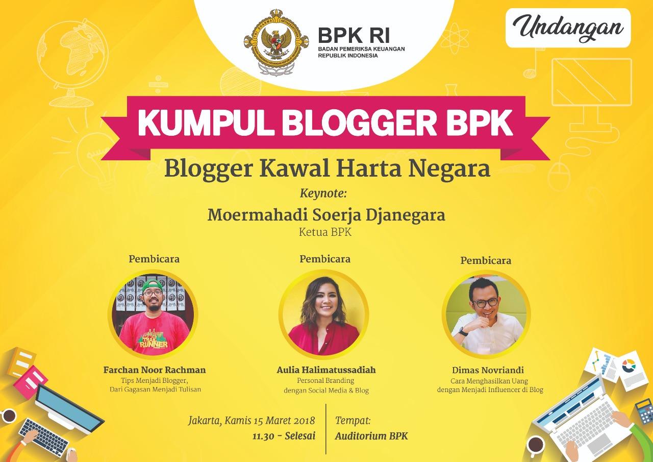 Kumpul Blogger BPK