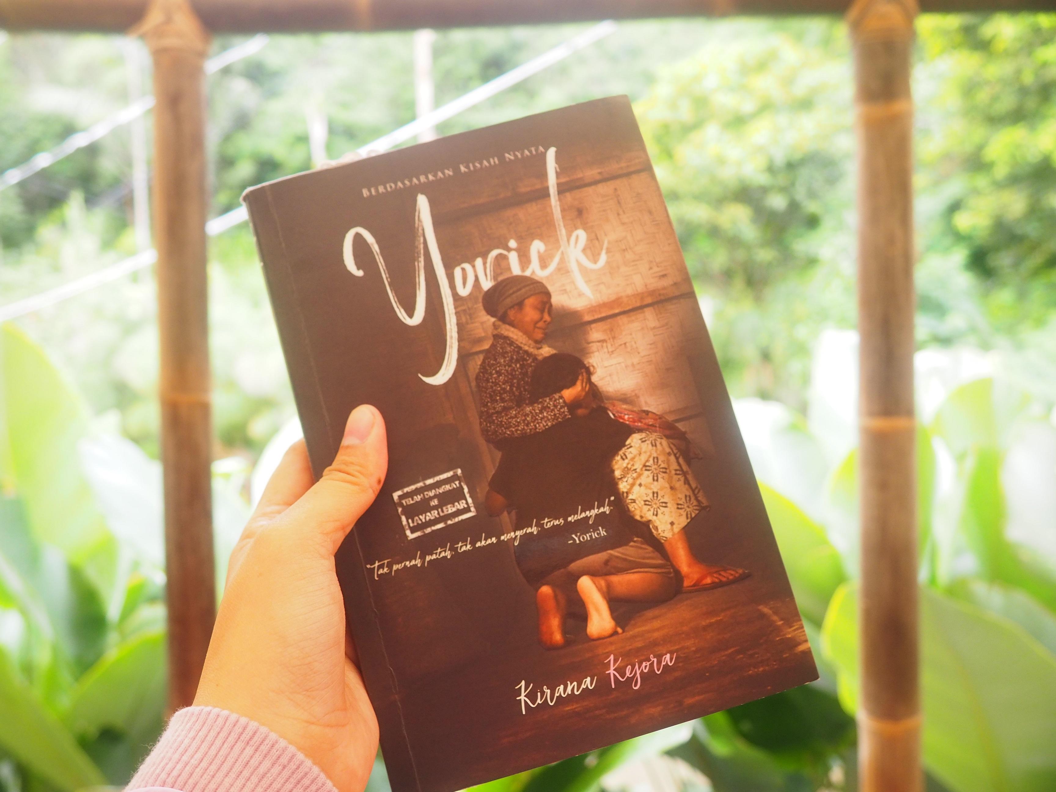 review novel Yorick