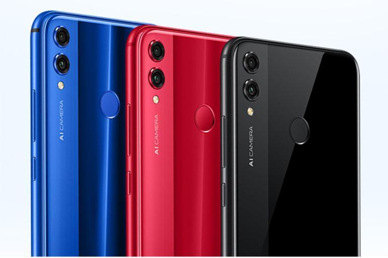 8x Honor smartphone murah